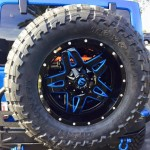 Custom Jeep Wheel