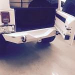 Custom Jeep Tail Door