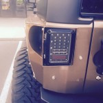 Custom Jeep Tail Lights