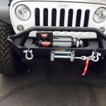 Custom Jeep Winch
