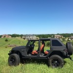 Custom Jeep No Doors